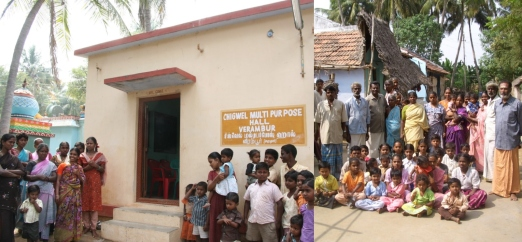 The Tuition Centre and Residents of Veerambur
